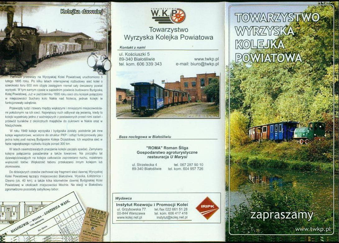 broszurka TWKP