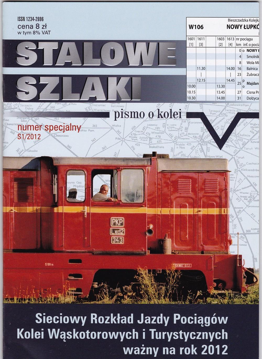 """""""STALOWE SZLAKI"""" S1/20"""